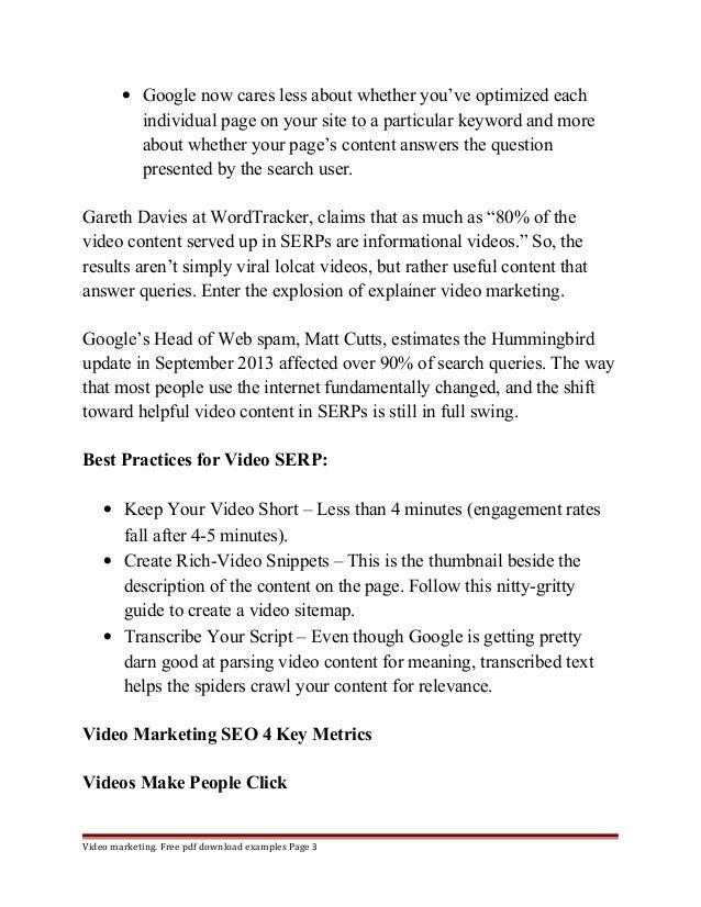 Youtube marketing benefits