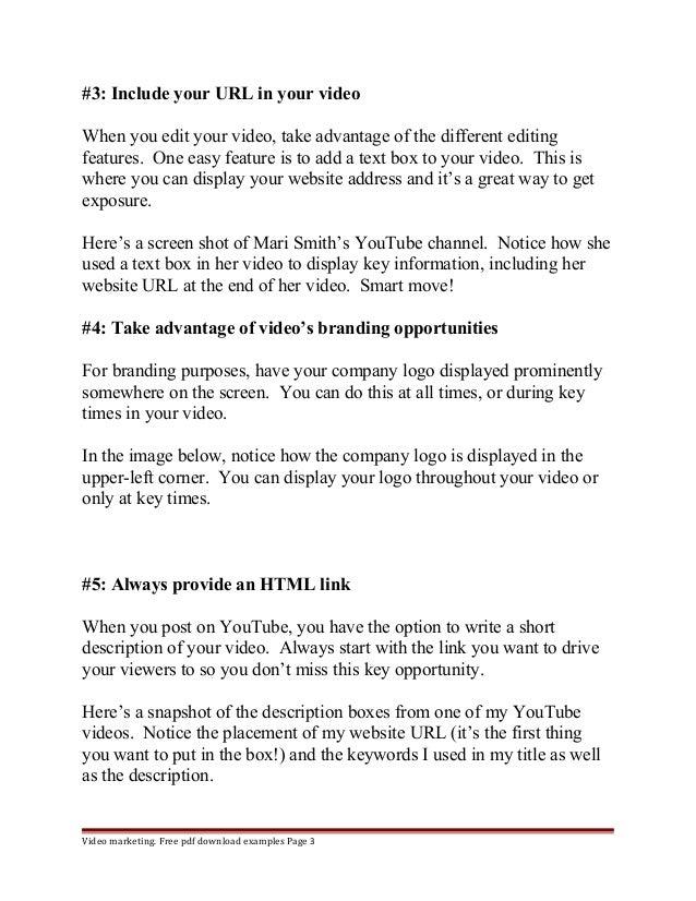 Youtube marketing guide Slide 3