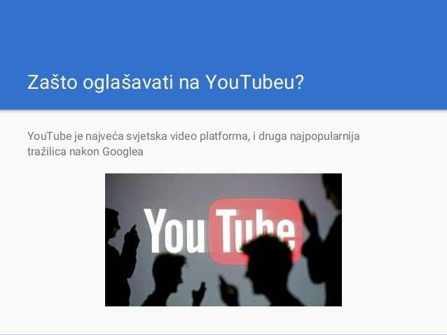 YouTube marketing kampanje Slide 3