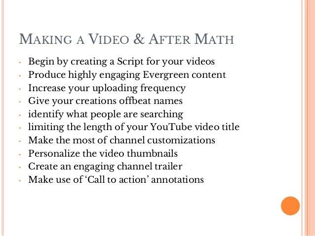 Psyber Technologies - YouTube Marketing  Slide 3