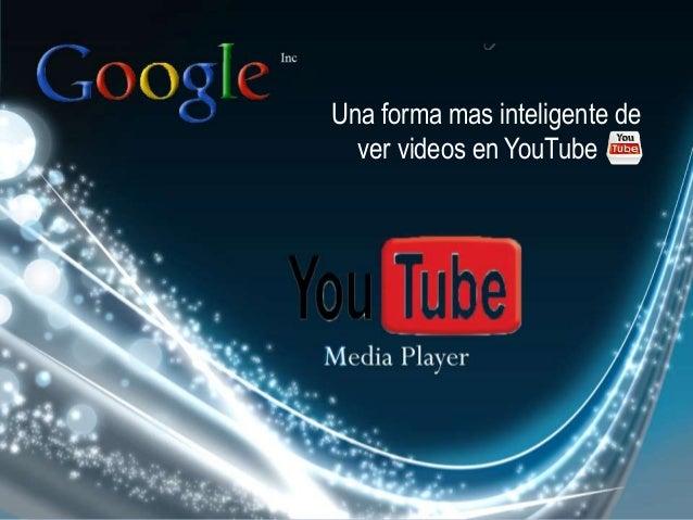 Youtube Media Player 07 Slide 2