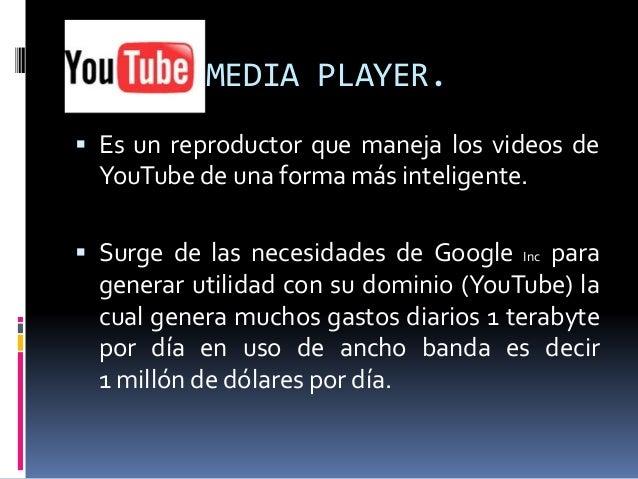 Youtube Media Player 07 Slide 3