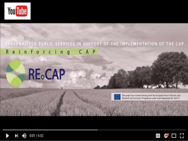 Want to know more about RECAP?