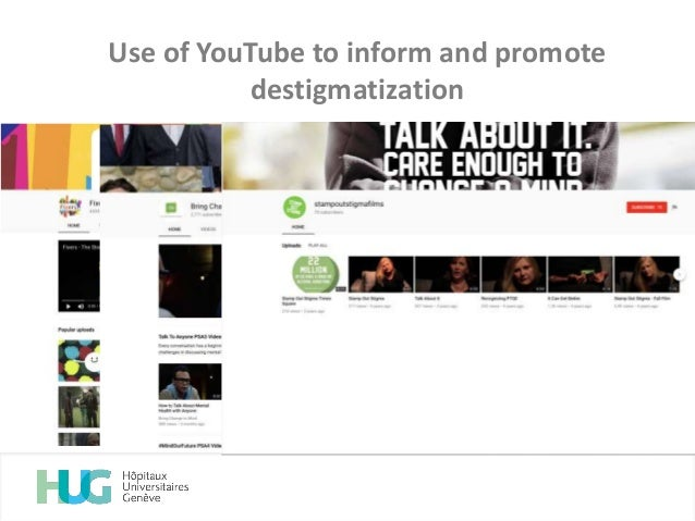 Youtube presence of an addiction medicine service what works