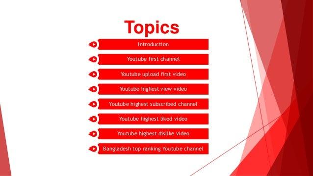 You tube presentation 2018 npi