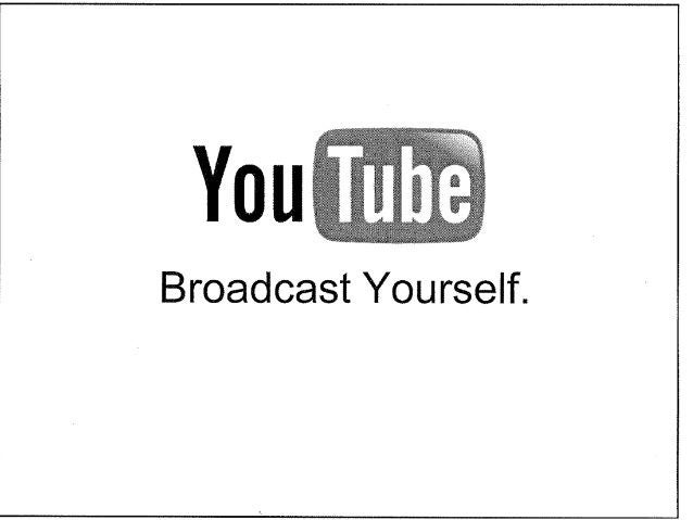 YouTube: $3.5M VC investment turned into $1.7B. YouTube's initial pitch deck