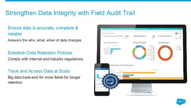 You've Changed: Field Audit Trails and the Salesforce Time Machine