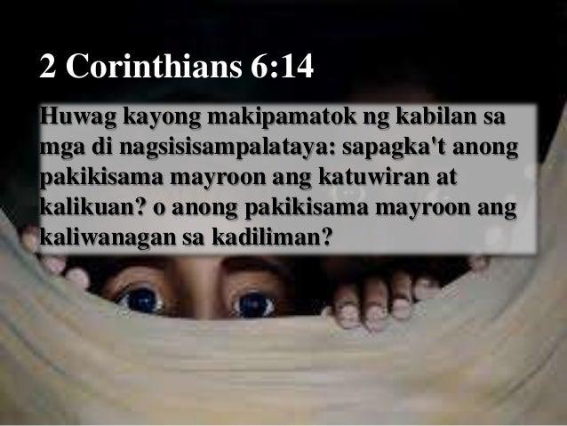 1 Peter 2:7-9 7 Sa inyo ngang nangananampalataya, siya'y mahalaga: datapuwa't sa hindi nangananampalataya, Ang batong itin...