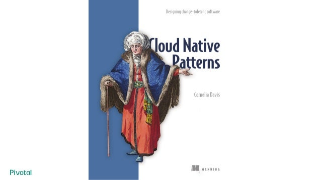 I like to describe Cloud-native Software as that which is Highly Distributed and experiencing Constant Change