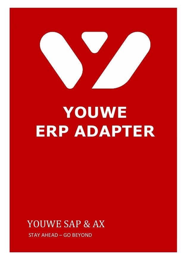 Excellent Youwe Erp Sap R3 Ecc Microsoft Dynamics Ax Nav Connector V1 6 Download Free Architecture Designs Grimeyleaguecom