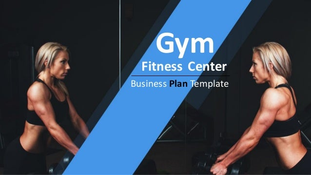 Business proposal for a fitness center