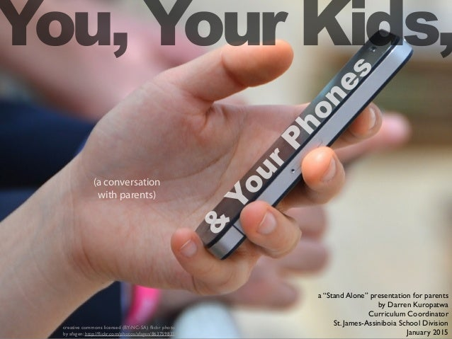 You, Your Kids, creative commons licensed (BY-NC-SA) flickr photo by afagen: http://flickr.com/photos/afagen/8637598334 & Yo...