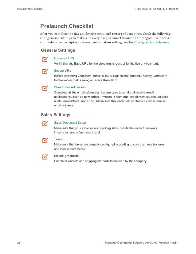 Magento community edition user guide 48 fandeluxe Image collections