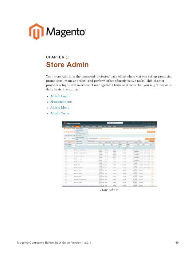 magento community edition user guide rh slideshare net magento community edition user guide magento community edition 2.0 _user_guide.pdf