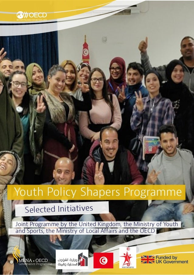 Joint Programme by the United Kingdom, the Ministry of Youth and Sports, the Ministry of Local Affairs and the OECD Youth ...