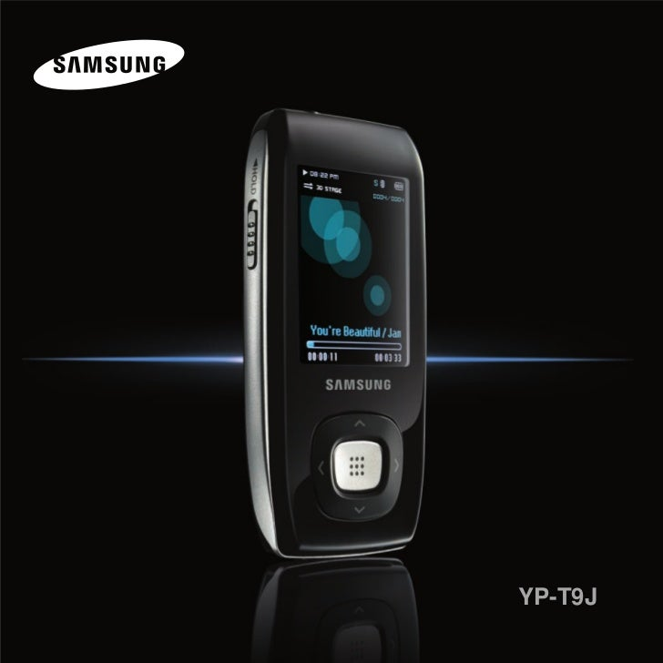 Driver for Samsung YP-T9JB