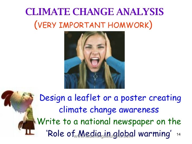 how to teach climate change climate change lesson plans