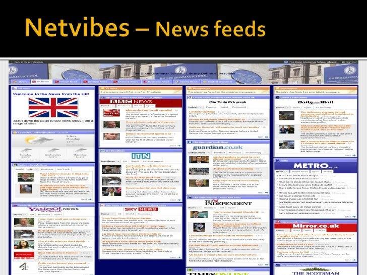 iGoogle – Business news feeds<br />64<br />