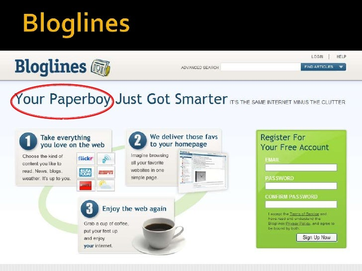 Pageflakes– RSS feeds<br />http://www.pageflakes.com/<br />