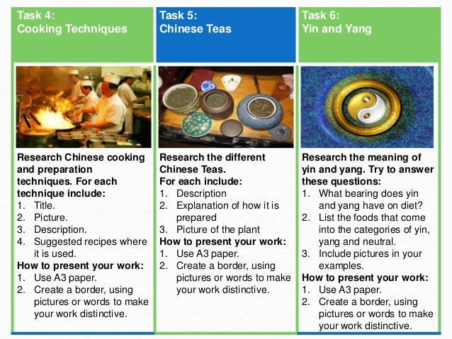 Yr 9 chinese food powerpoint for Asian cuisine ppt
