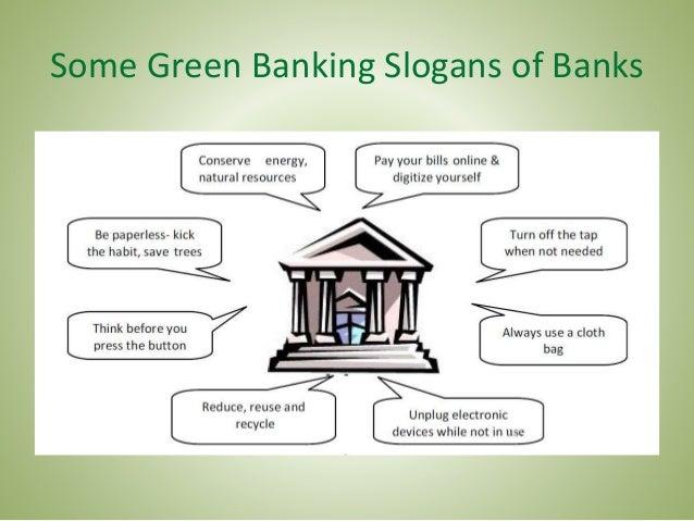 Green Banking A Perspective On Bangladesh