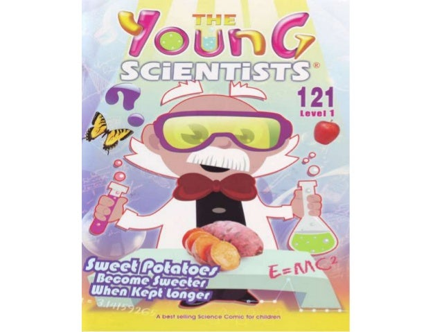 The Young Scientists 121