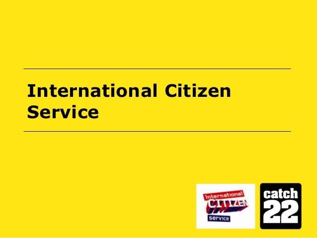 International CitizenService