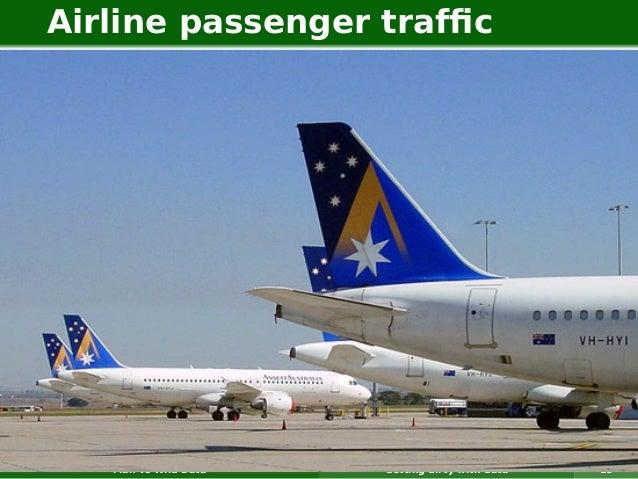 Airline passenger traffic   Man vs Wild Data   Getting dirty with data   18