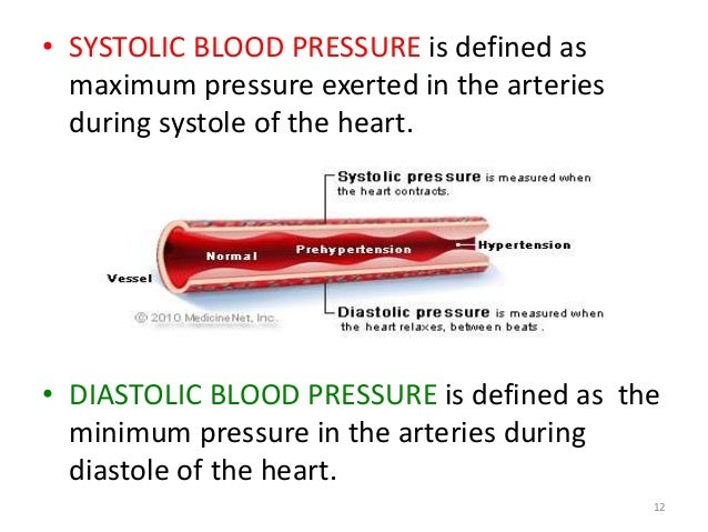 11 12 systolic blood pressure