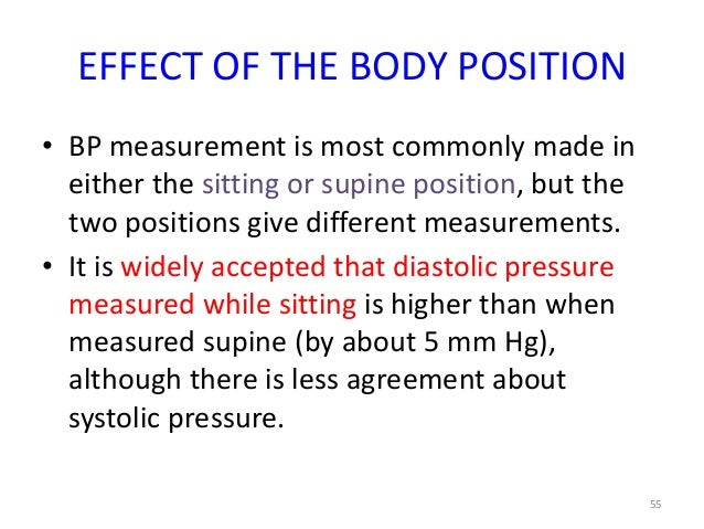 What Are the Effects of Body Position and Exercise on the Characteristics and Rates of the Pulse?