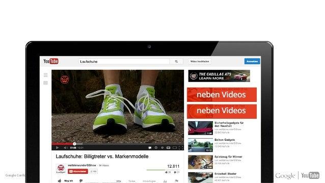 True-View In-Stream Wann sollte ich TrueView In-Stream verwenden? Für Videoanzeigen auf YouTube und im GDN vor Videos Wie ...
