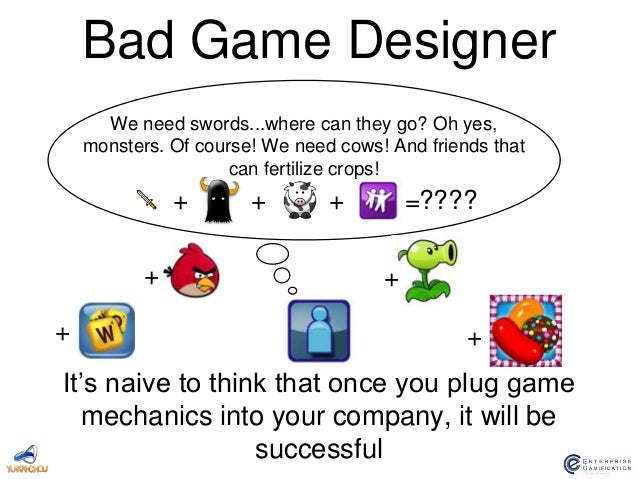 GSummit SF Handson Lab Actionable Gamification The Octalysi - What does a game designer do