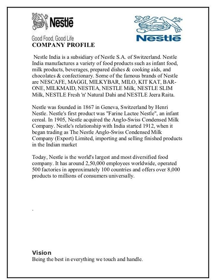 Nestlé baby milk scandal has grown up but not gone away