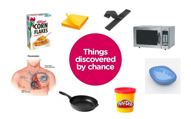 Things discovered by chance