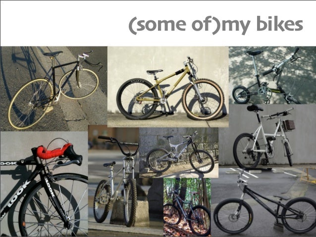 (some of)my bikes 4
