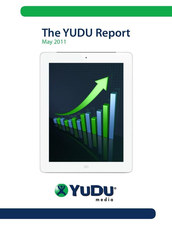 The YUDU ReportMay 2011