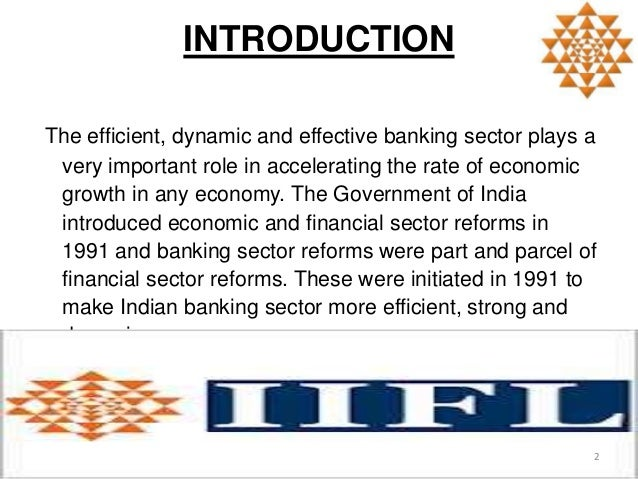 Role of development banks in the Indian economy