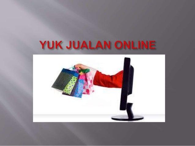 Yuk jualan online