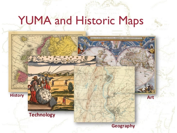 Annotating Historic Maps with YUMA