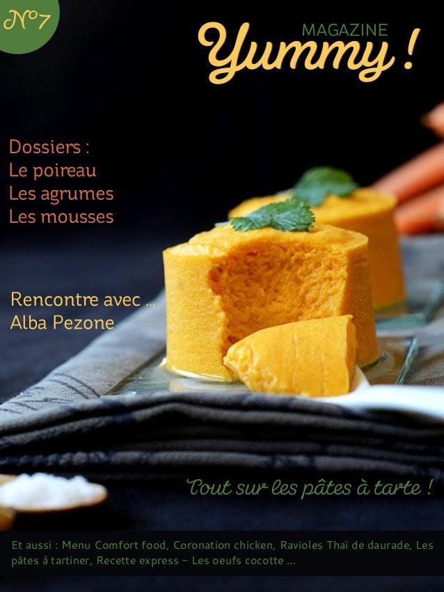 Et aussi : Menu Comfort food, Coronation chicken, Ravioles Thaï de daurade, Les pâtes à tartiner, Recette express - Les oe...