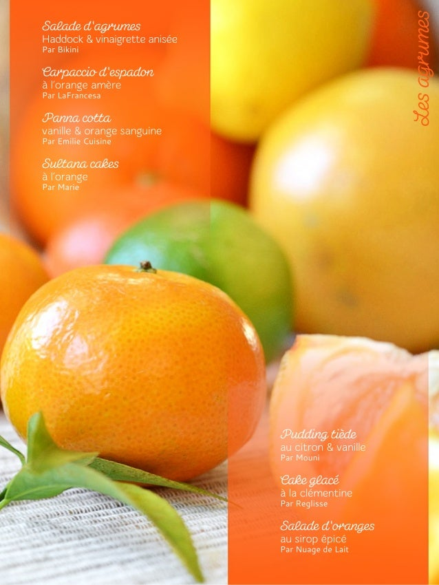 Mettre les dattes au congélateur. Laver et sécher les oranges. Prélever les zestes sur deux ou trois à l'aide d'un couteau...