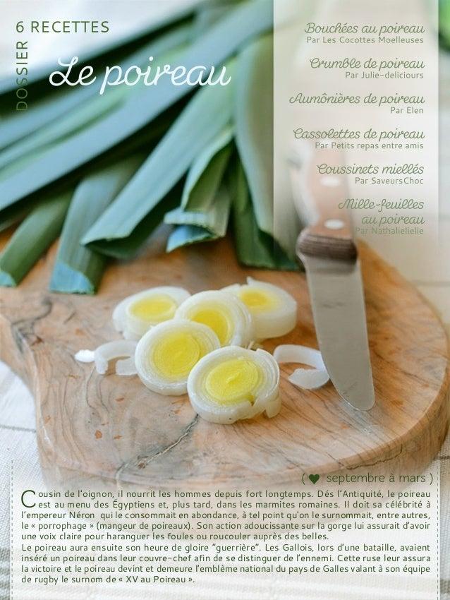 Couper les poireaux en rondelles après les avoir nettoyé. Chauffer 20 g beurre et faire fondre les poireaux pendant 15 min...