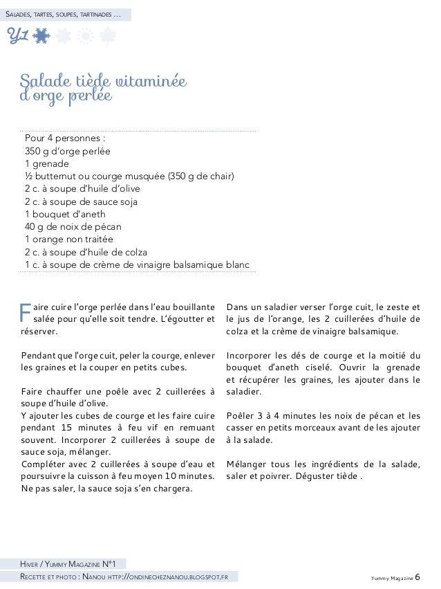 Salade de pamplemousse, mâche, crevettes roses & vinaigrette aux agrumes Mélanger les éléments de la sauce, saler, poivrer...