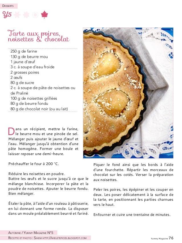 Tarte à la ricotta & pommes pochées au vin épicé Peler les pommes, les couper en 6, retirer le coeur et les citronner. Dan...
