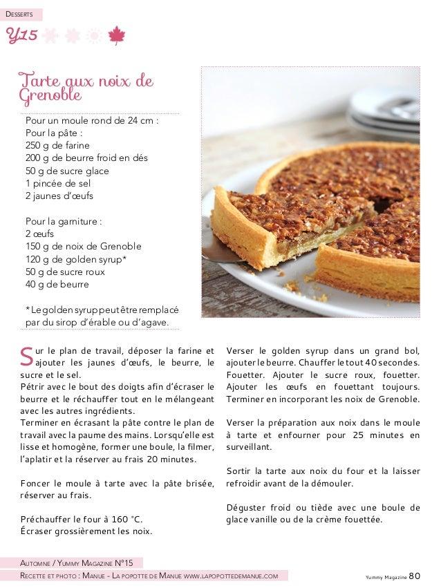 Yummy Magazine 82 Desserts