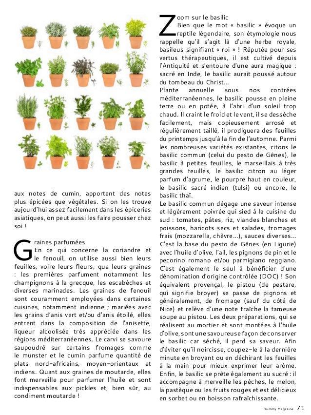 Yummy magazine N°14
