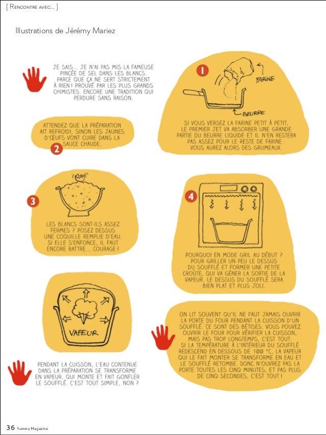 36 Yummy Magazine [ Rencontre avec... ] Illustrations de Jérémy Mariez
