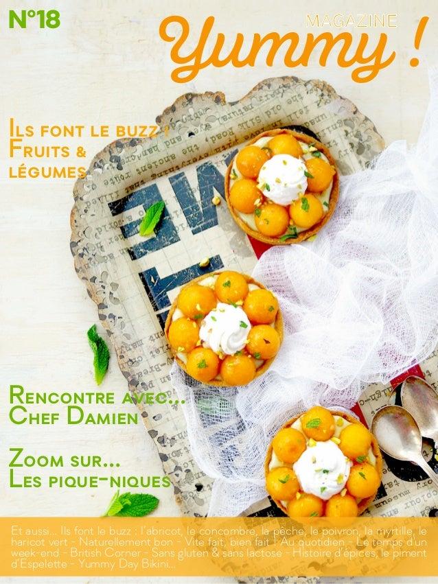 Et aussi… Ils font le buzz : l'abricot, le concombre, la pêche, le poivron, la myrtille, le haricot vert - Naturellement b...