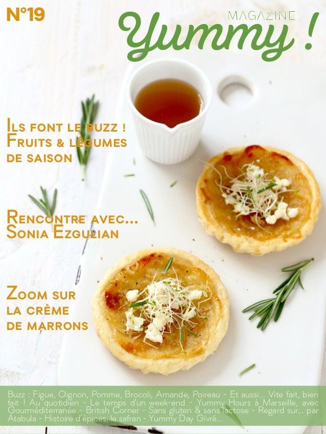 Buzz : Figue, Oignon, Pomme, Brocoli, Amande, Poireau - Et aussi... Vite fait, bien fait ! Au quotidien - Le temps d'un we...