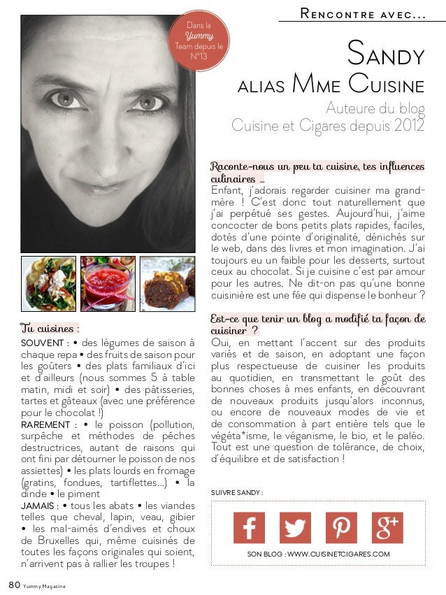 Yummy magazine N°21